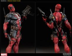 Figura de Deadpool de Sideshow Collectibles 7