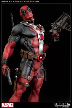 Figura de Deadpool de Sideshow Collectibles 8