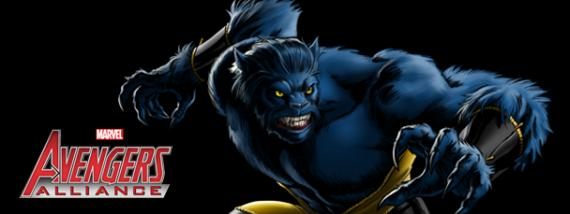 Beast en Marvel Avengers: Alliance