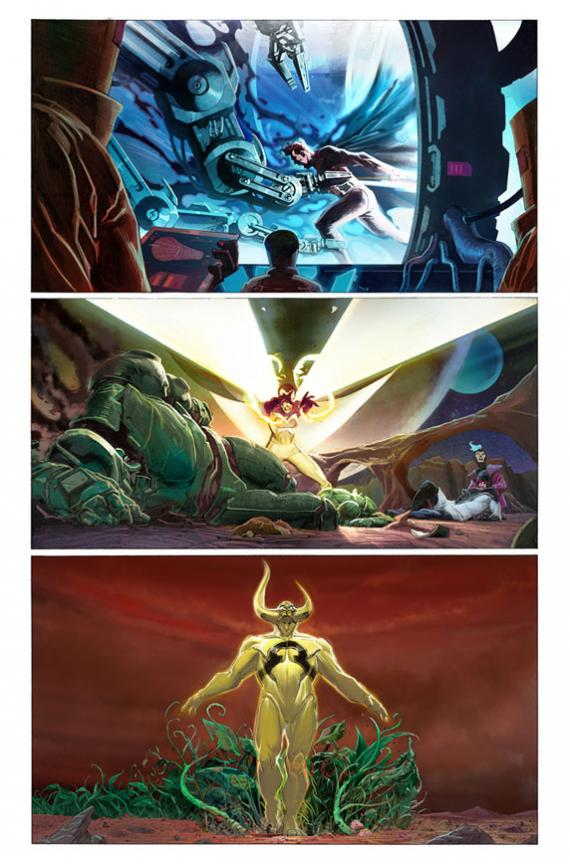 Avengers 1 Preview 1