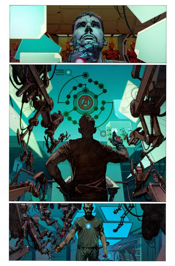 Avengers 1 Preview 3