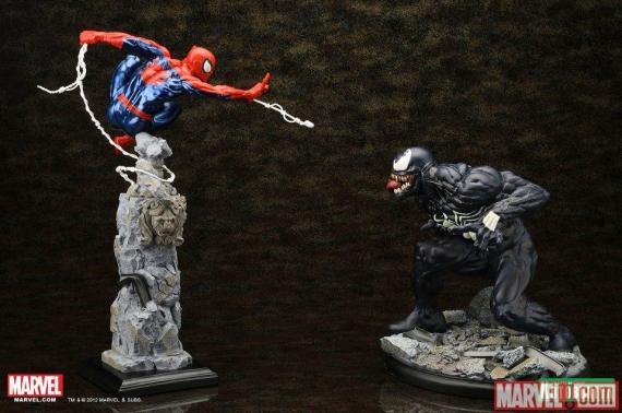 Spider-Man VS Venom 1