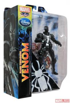 Flash Thompson Venom packaging