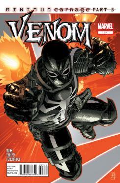 Portada de Venom #27