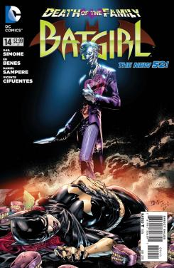 Preview de Batgirl #14