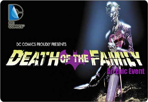 Banner de Death of the Family