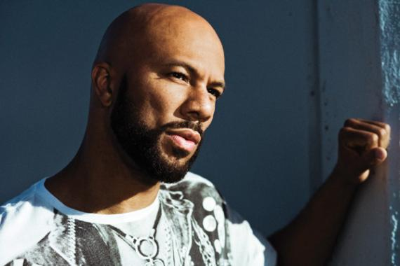 El rapero y actor Common