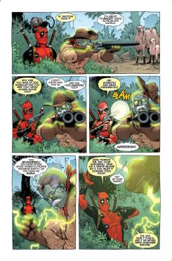 Deadpool #2 Página 3