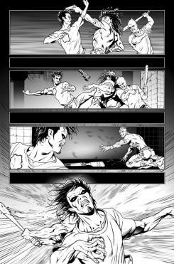 Morbius The Living Vampire Página 2