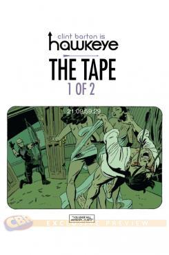 Hawkeye #7 Página 1