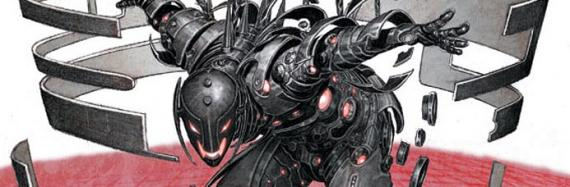 """Age of Ultron #2"" Portada Alternativa Banner"
