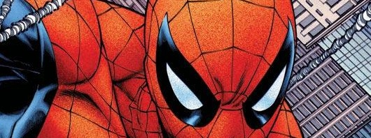 "Portada Alternativa de Joe Quesada para ""Amazing Spider-Man #700"" Banner"