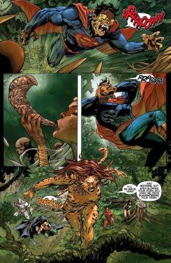 Preview de Justice League #14