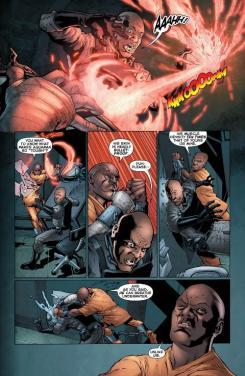 Preview de Aquaman #14