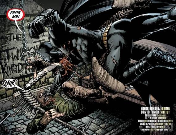 Batman: The Dark Knight #14