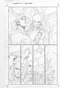 """""""Avengers #4"""" Preview 4"""