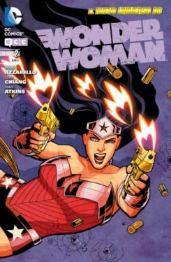Wonder Woman #2 de ECC Ediciones