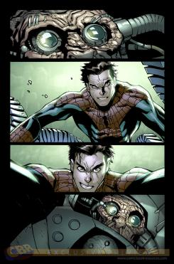 """Amazing Spider-Man #699"" preview 2"