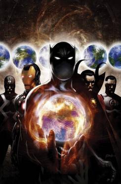 """""""New Avengers #1"""" Cover"""