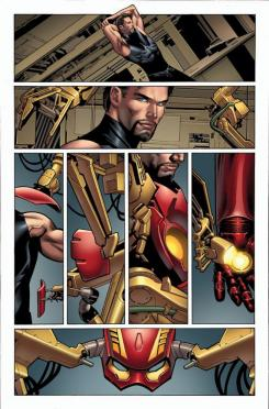 Iron Man #5 Preview 2