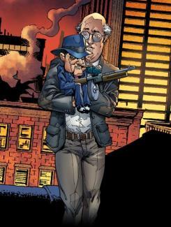 Arnold Wesker / El Ventrilocuo y Scarface
