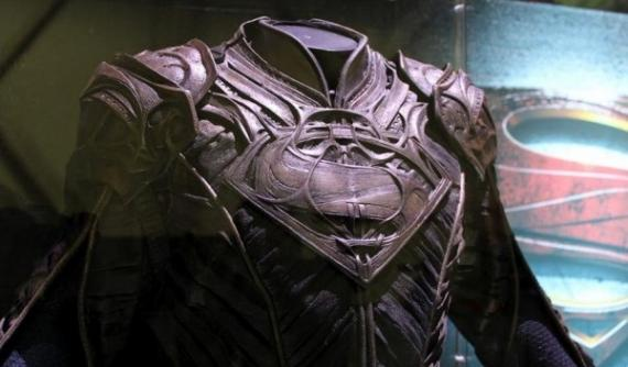 Traje de Jor-El en Man of Steel (2013)