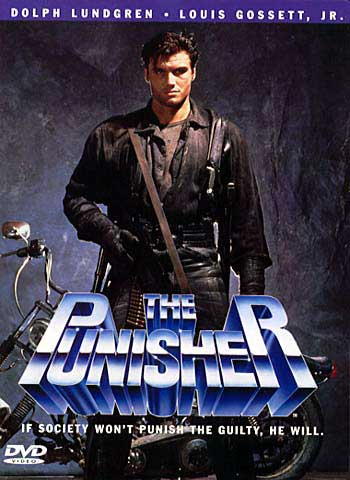 Póster de Punisher  (1989)