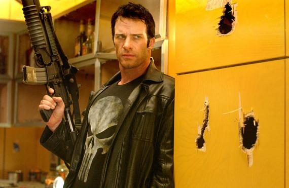 Thomas Jane como Frank Castle / The Punisher