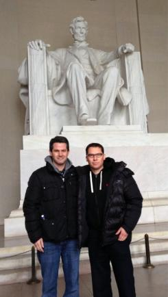 Bryan Singer y Simon Kinberg visitan Washington como posible localización del rodaje de X-Men: Days of Future Past (2014)