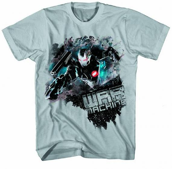 Merchandising de Iron Man 3 (2013): camiseta