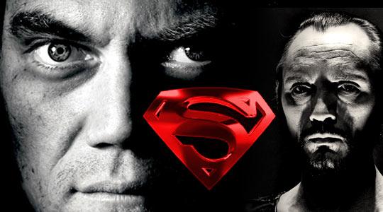 Michael Shannon opina sobre el guión de Man of Steel