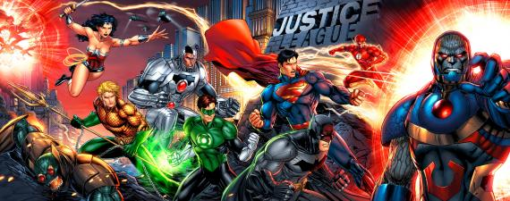 Justice League de The New 52