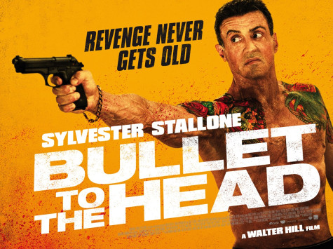 "Banner de ""Bullet to the Head""/ ""Una Bala en la Cabeza"""