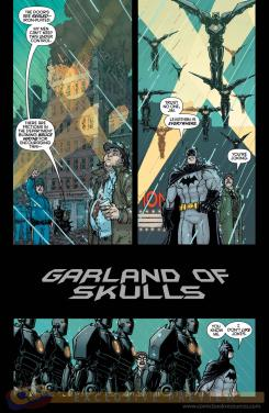 Primer vistazo a Batman Incorporated #6