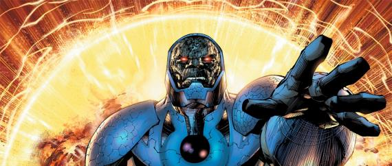 Darkseid en Justice League The New 52