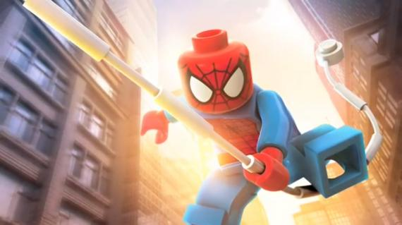 LEGO Marvel Super Heroes Spider-Man