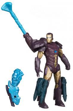 Juguete de Iron Man 3 (2013), de Hasbro