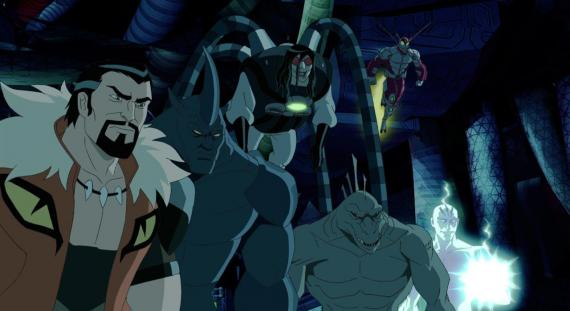 Ultimate Spider-Man 2x06 - The Sinister Six