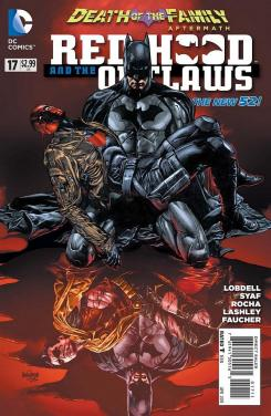 Red Hood and the Outlaws #17