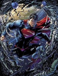 Superman Unchained de Jim Lee y Scott Snyder