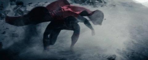 Captura del trailer de Man of Steel / El Hombre de Acero (2013)
