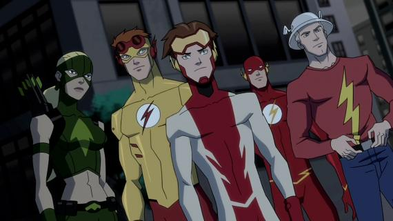 Young Justice 2x20: Endgame