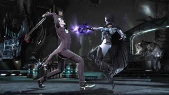 Imagen del juego Injustice: Gods Among Us (2013)