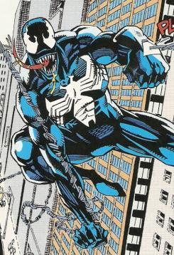 Imagen de Venom de los cómics