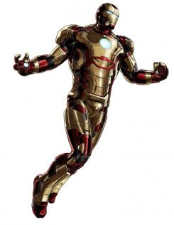 Marvel Avengers Alliance: Iron Man Mark 42