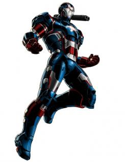 Marvel Avengers Alliance: Iron Patriot