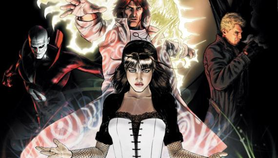 Justice League Dark por Mikel Janin
