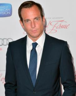 El actor Will Arnett
