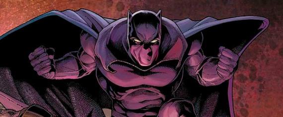 Imagen de Pantera Negra de los cómics