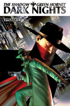 The Shadow / Green Hornet: Dark Nights #1